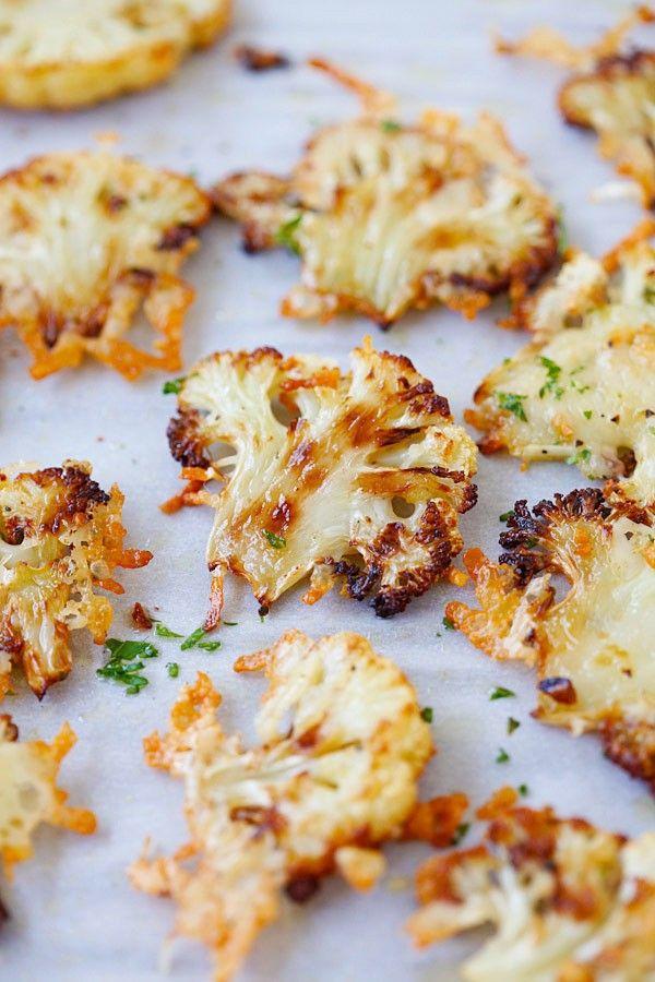 5 recetas con coliflor deliciosas y sencillas