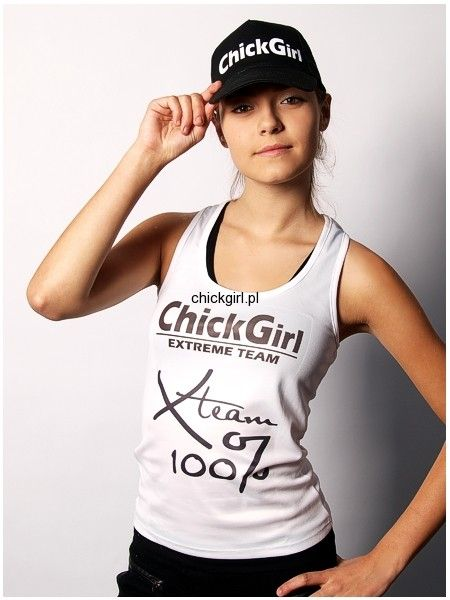 Bokserka sportowa ChickGirl Extreme Team