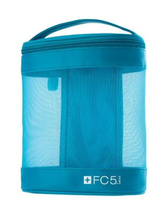 This high quality FC5 logo tote makes it easier to pack up any combination of FC5 products for Presentations, for delivering, or for travel.