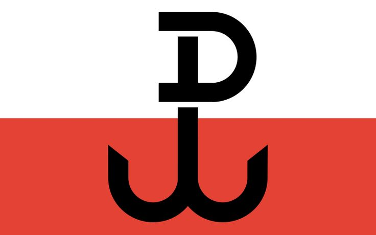 Flaga PPP. This Day in History: Aug 1, 1944: Warsaw Revolt begins