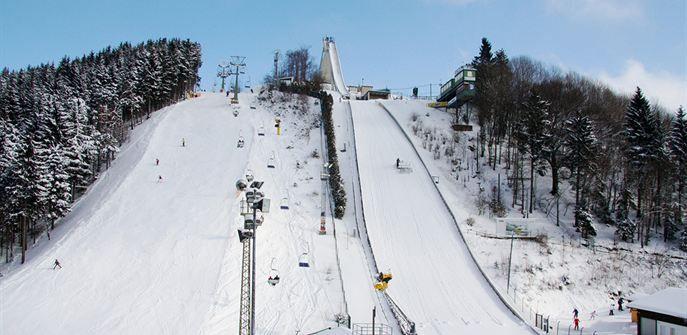 Cet hiver, essayez les pistes allemandes de #Winterberg.