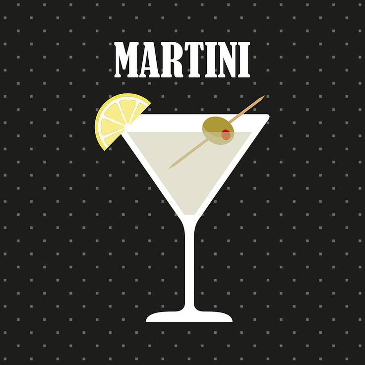 Martini painted commercial