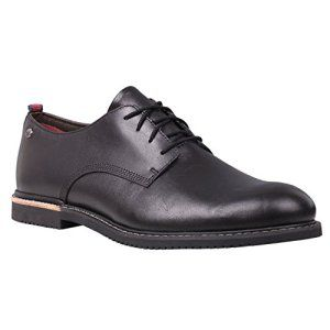 Timberland Earthkeepers Brook Park Mens Oxford Shoe Black Smooth