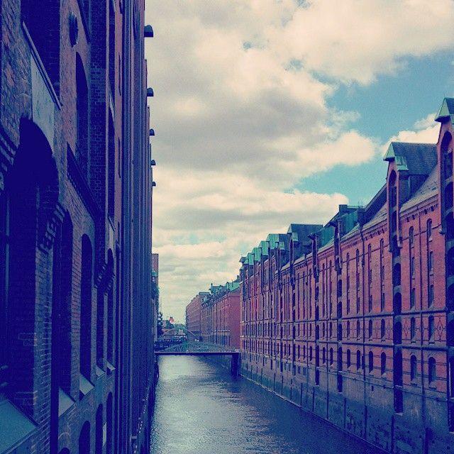 #Hamburg #Germany #Speicherstadt