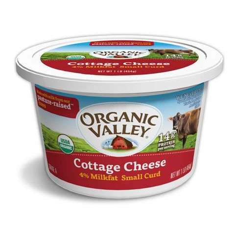 Organic Cottage Cheese Whole Foods