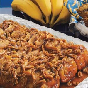 Cinnamon Sticky Buns--so easy and delicious you'll never make them from scratch. I always double the pecans!