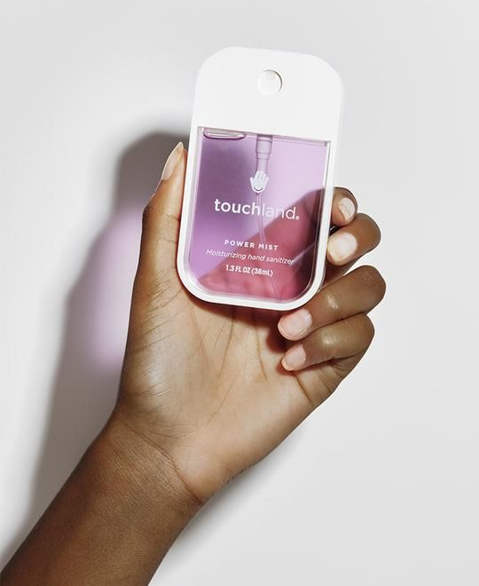 Touchland Moisturizing Hand Sanitizer Hand Sanitizer Scented