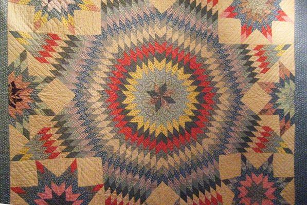 Barbara Brackman's MATERIAL CULTURE: Nameless Star ...