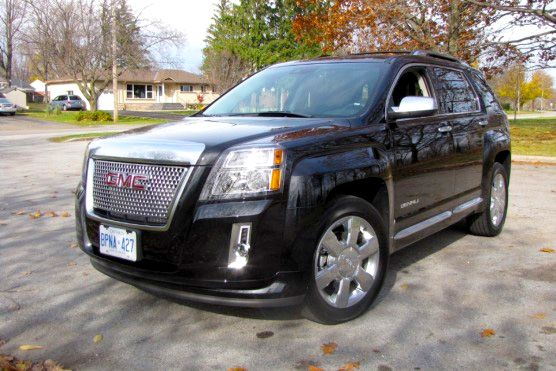 2013 GMC Terrain Denali AWD Review | Find New Roads GMC Dealer in Newmarket, Ontario