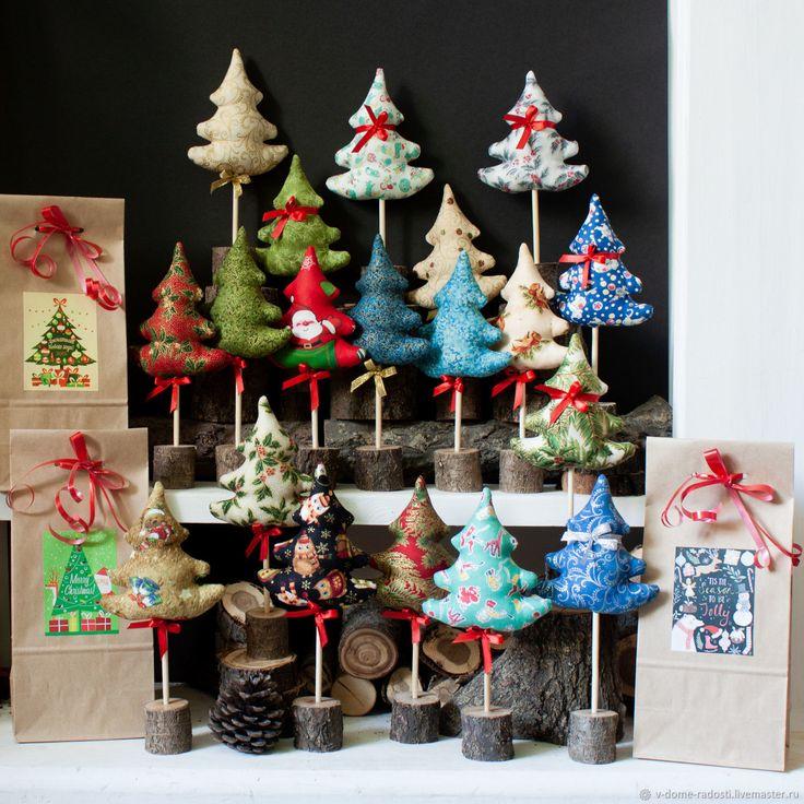 Подарок на Новый Год 2021 Новогодняя елка ароматная ...
