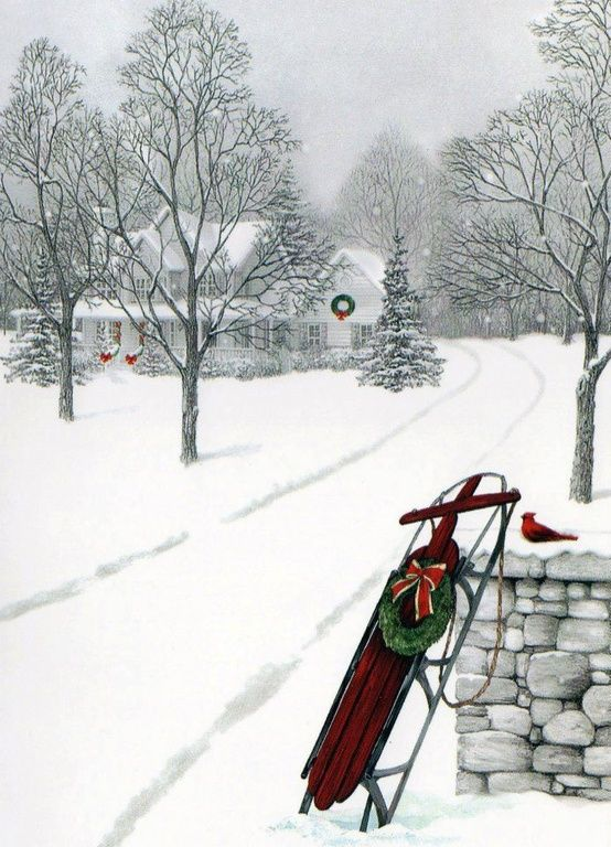 "'Winter Wonderland': ""Sleigh bells ring, are you listening, In the lane, snow is glistening, A beautiful sight, We're happy tonight, Walking in a winter wonderland...""  http://www.azlyrics.com/lyrics/lonestar/winterwonderland.html"