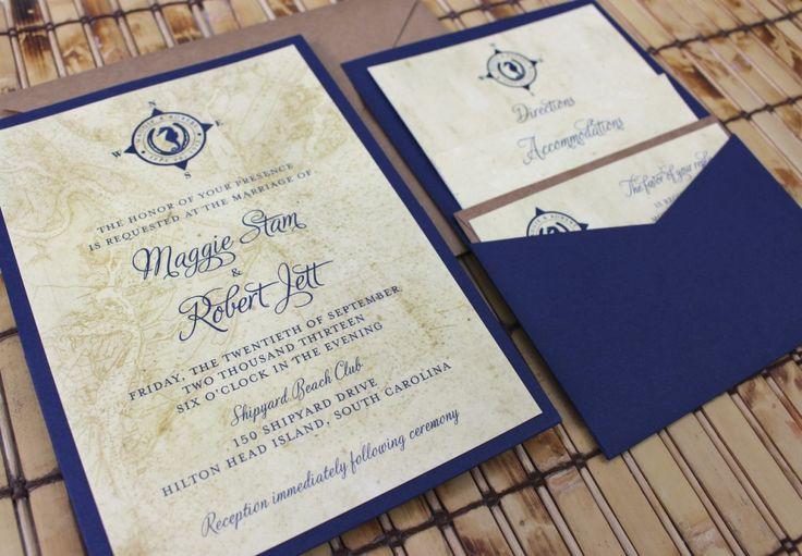 17 Best Images About Destination Wedding Invitations Ideas On Pinterest