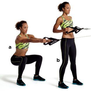 15-Minute Workout: Get Fit with Cables http://www.womenshealthmag.com/fitness/cables