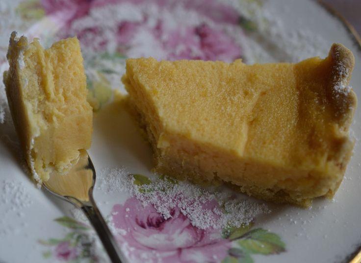 gluten free lemon tart  #glutenfree #gfrecipes