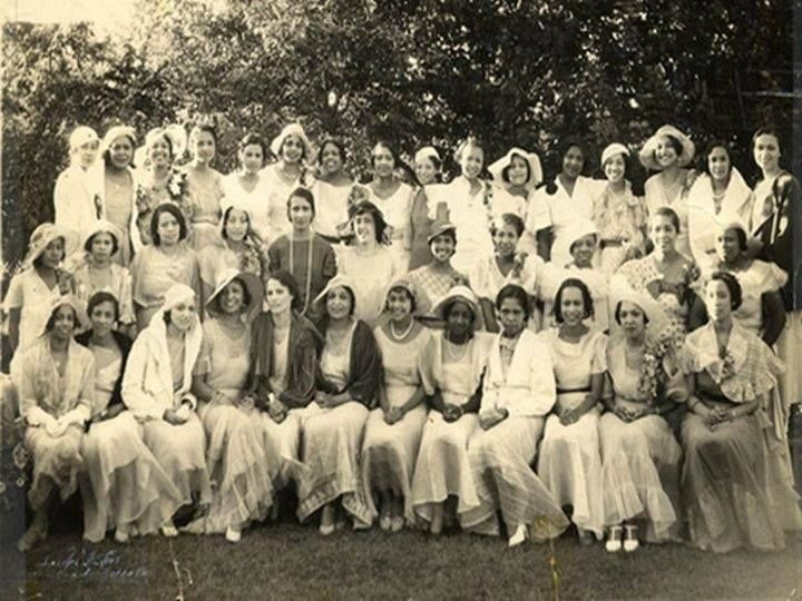 Alpha Kappa Alpha 1930