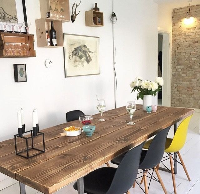 Cute  best CUCINE STILE INDUSTRIAL CHIC images on Pinterest Industrial chic Stiles and Kitchen