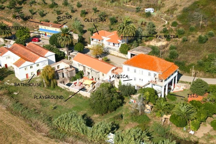 familytours familierondreizen - Op slechts 12 km afstand van de kust, halverwege Coimbra (40 km) en de badplaats Figueira da Foz, kom bij Termas da Azenha terecht.