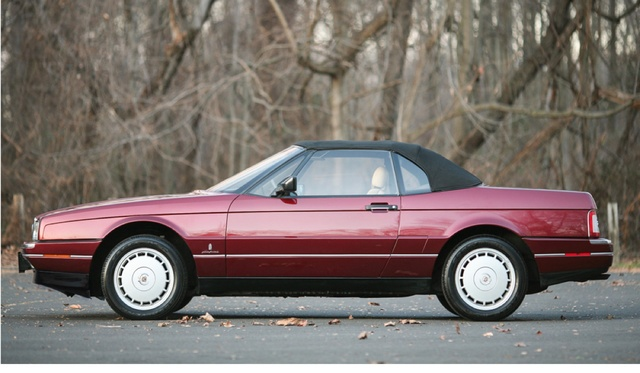 1000+ images about Cadillac Allante Large Windscreen on ...
