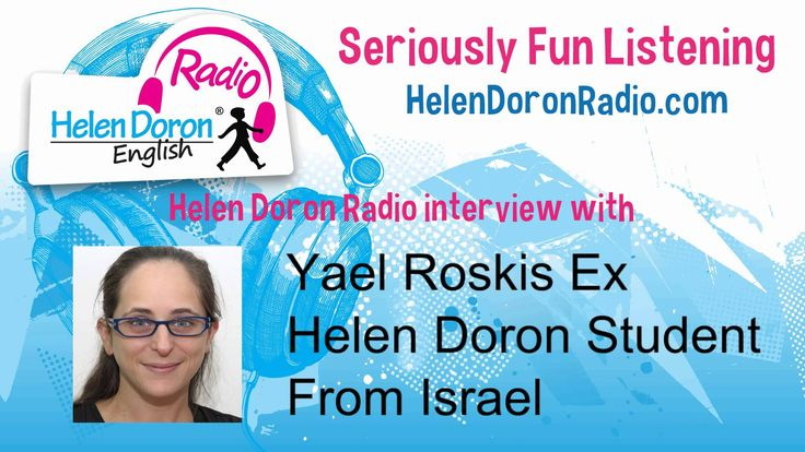 Interview with Former Helen Doron English Student from Israel