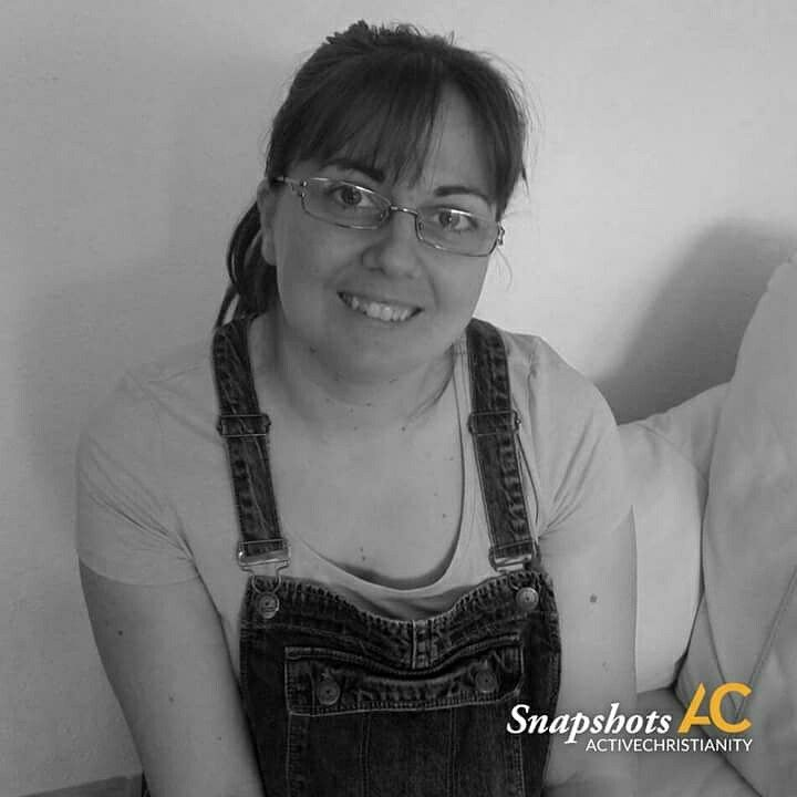 """""""I am so thankful for the way that Jesus opened, that makes me free from everything that dwells in my flesh and leads me to a real freedom and joy."""" Montse (Spain) http://activechristianity.org/"""