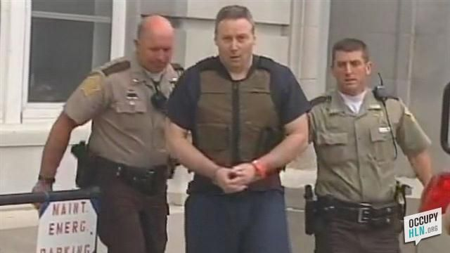 Former Indiana cop David Camm was found not guilty in the murder of his wife and two children back in 2000.  During his first two trials, he was found guilty, but the convictions were quickly overturned by the Indiana Court of Appeals.  http://www.occupyhln.org/other-cases/david-camm-found-guilty-3rd-trial/