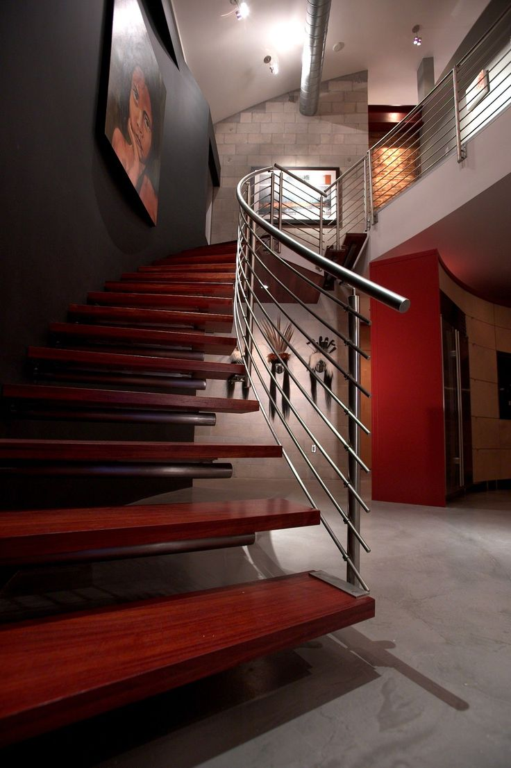 SMITH RESIDENCE - STAIR