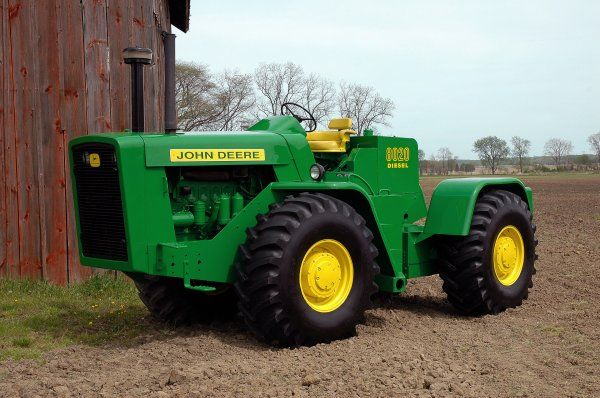 Old John Deere Power Wheels : Best images about gardening hobby farming agriculture