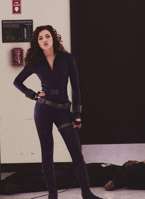 Natalia Romanova / Black Widow - Scarlett Johansson - The Avengers