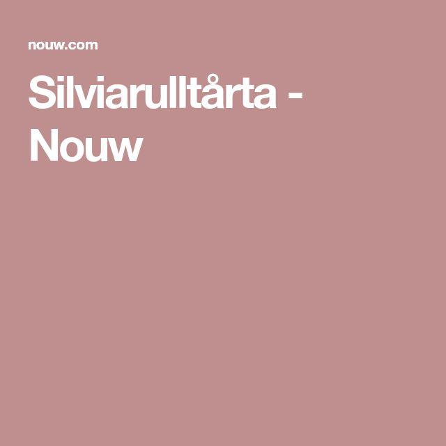 Silviarulltårta - Nouw