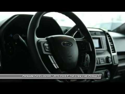 (adsbygoogle = window.adsbygoogle    []).push();       (adsbygoogle = window.adsbygoogle    []).push();  2015 Ford F-150 XLT http://ParksideLincoln.net For more information on this vehicle and our full inventory, call us at 888-903-6740 Parkside Ford Lincoln 2000 Main...