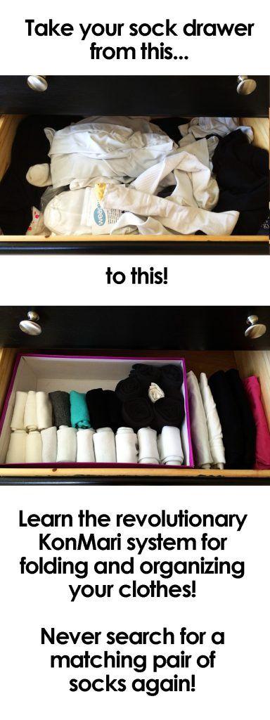 Best 25 Organize Socks Ideas On Pinterest Diy Room