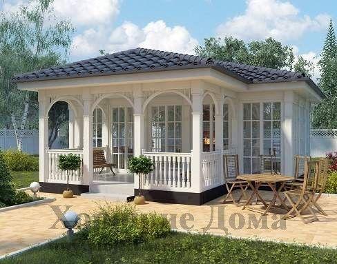Проект дома AS-2002-2