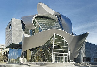 Art Gallery of Alberta, Canada by Randall Stout Architects