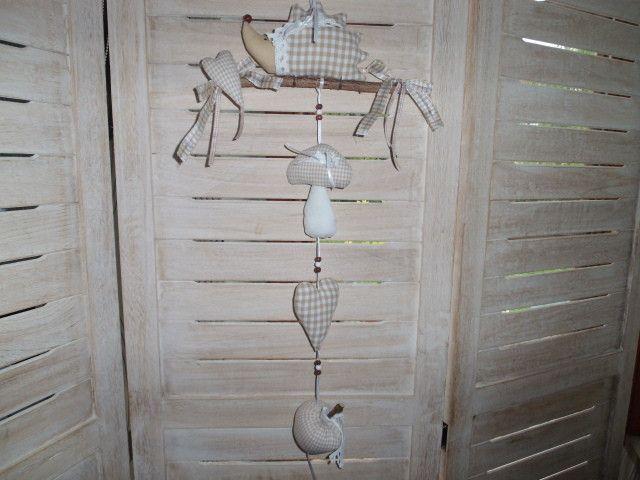 Girlanden & Wimpelketten - niedlicher Igel auf einem Ast mit Pilz, Apfel und - ein Designerstück von maincoon1710 bei DaWanda