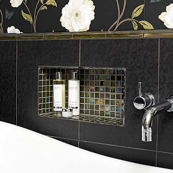 bathroom ideas images best 25 black tile bathrooms ideas on black 10427