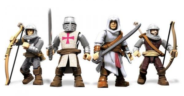 ToyzMag.com » Mega Bloks : nouveaux sets Assassin's Creed