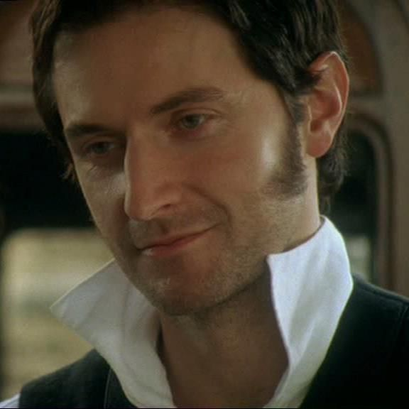 Literature's Most Desirable Heroes #2: John Thornton from North & South by Elizabeth Gaskell (Richard Armitage):