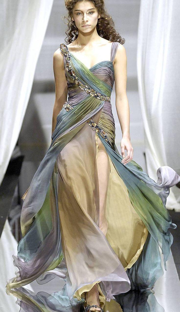 Zuhair Murad Haute Couture Autumn 2007                              …