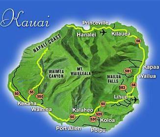 13 Best Images About Hi Kauai On Pinterest Kauai Map Kauai Restaurants And Start With