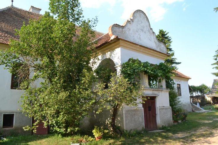 Csernáton - Bernáld kúria