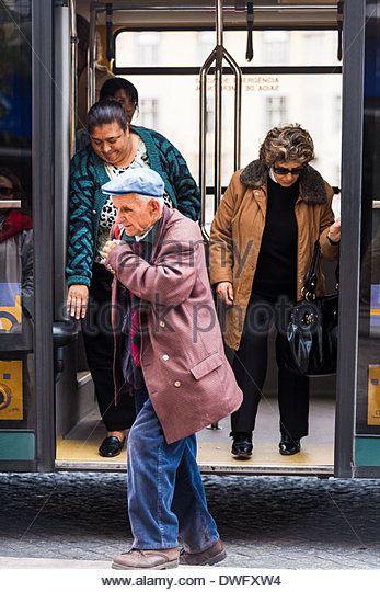 Gå av med pensjon - et ordspill