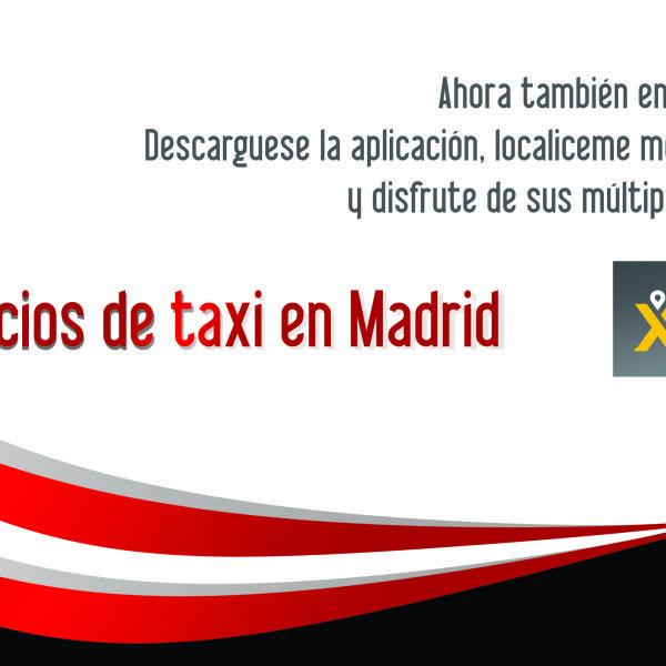 Les presentamos nuestro último trabajo para nuestro cliente Angel Fernández, taxista de Madrid. Un diseño de tarjeta de visita en formato clásico a dos caras.
