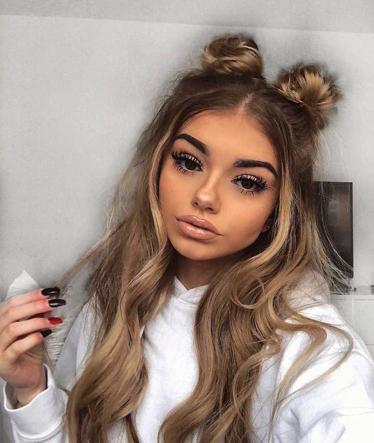 Image result for baddie hairstyles