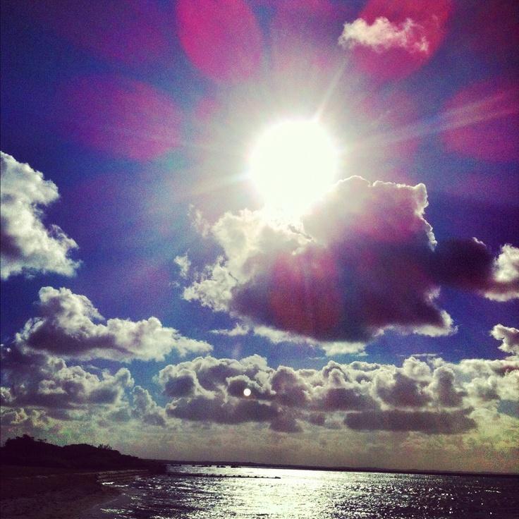 Sunset over Rosebud Beach, Mornington Peninsula, Victoria, AUSTRALIA