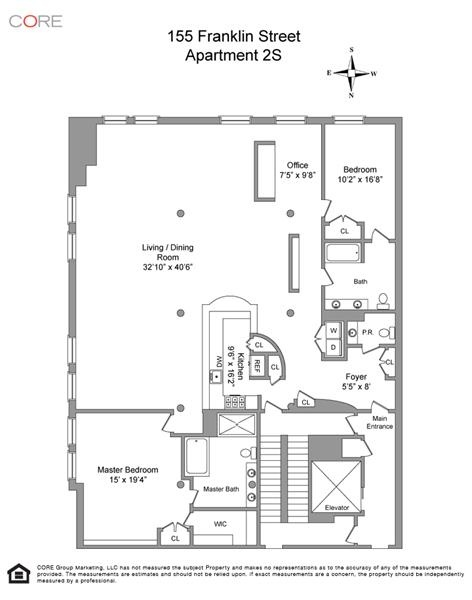 Streeteasy 155 Franklin St 2s Condo Apartment Sale In Tribeca Manhattan