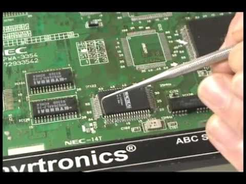 How To Solder SMD Using Solder Paste at the Bench. Solder Like a Pro. - YouTube