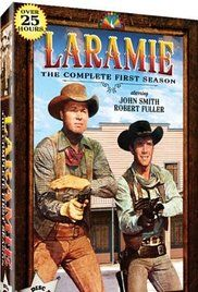 Laramie Season 2 Episode Guide. Slim is asked by an eastern professor to guide him to a gold strike a friend found a decade earlier. Two of Slim's mischievous neighbors follow them hoping to make a killing but everyone has been mislead as the professor is a killer.