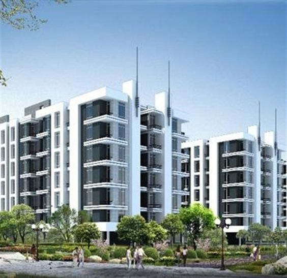 Ras Town, A B Road, Indore - Reliable Landmark Realtors India Pvt. Ltd. - 1, 2, 3 BHK, Multistorey Apartment - Nanu Bhai Property: