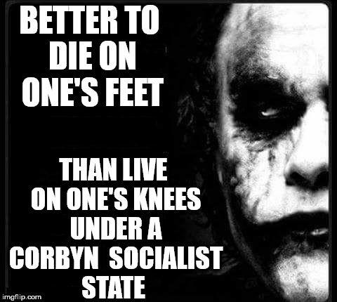 Corbyn socialist state