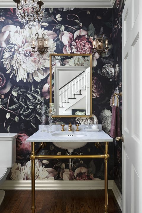 These Powder Rooms Are Full of Design Inspiration